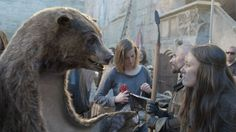 "Film Craft Grand Prix: ""Bear"" // Canal + ; BETC, Paris"