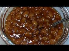 Maple Bacon Pressure Cooker Baked Beans Recipe ~ Noreen's Kitchen - YouTube