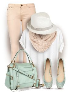 casual pastel polyvore spring outfit 2016 bmodish http://stravaganza.info/shop
