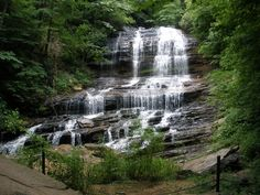 Cherokee NC....how we loved vacationing here when we were kids!