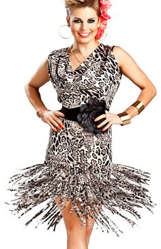 Gio Mio Manisha Latin Dance Dress
