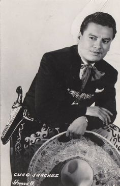 José del Refugio Sánchez Saldaña (b.Tamaulipas, 3 May 1921 – Mexico City, 6 October 2000) AKA Cuco Sanchez was a Ranchera singer and songwriter who wrote dozens of hits performed by such luminaries as Vicki Carr, Chavela Vargas and Linda Ronstadt.