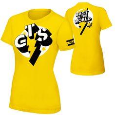 CM Punk GTS Women's Authentic T-Shirt - WWE