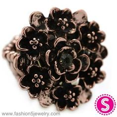 $5 #Paparazzi $5 Jewelry & Accessories #$5 Jewelry #Paparazzi Jewelry www.fashion5jewelry.com #copper #ring #copper ring #facebook.com/justfivedollars