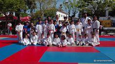 Campomaiornews: Jovens judocas da Casa do Povo fazem demonstração ...