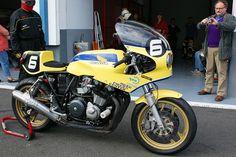 Honda RCB Replica (1980), DLA Racing | Flickr - Photo Sharing!