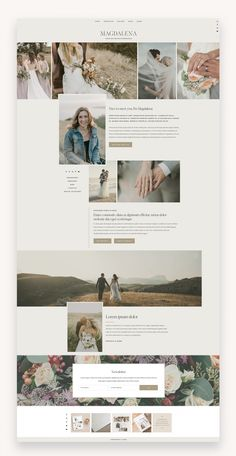 Magdalena – Modern WordPress Theme