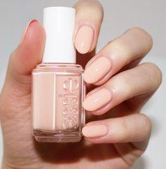 Essie spring 2016 collection - high class affair - blush nude nail polish