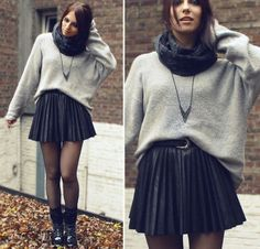 The skirt is really versatile and can be worn in so many different ways