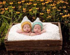 Si kembar yang baru lahir nih #BayiKembar #BayiLucu