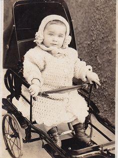 1915 Stroller