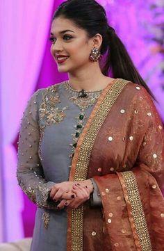Pakistani Wedding Outfits, Pakistani Dresses, Indian Dresses, Indian Outfits, Ethnic Trends, Eastern Dresses, Party Wear Dresses, Dress Suits, Wedding Dresses