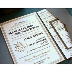 Our 50 Favourite Wedding Invitations Rustic Invitation By Cloud Nine Paper The Knot