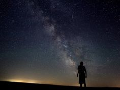 Starry Sky, Washington By Rhys Logan, My Shot (with thanks to nationalgeographic)