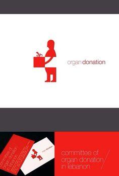 Beautiful design for organ donation