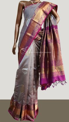 24 Best Gadwal Silk Sarees images | Pure products, Silk ...