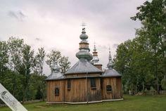 Cerkiew prawosławna p.w. św. Michała Archanioła w Turzańsku (Obecnie cerkiew filialna parafii w Komańczy)