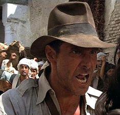 IndyGear.com: Fedora Indiana Jones Fedora, Indiana Jones Films, Indiana Jones Characters, Henry Jones Jr, Film Blade Runner, Sci Fi Series, Harrison Ford, Indie Movies, Great Films