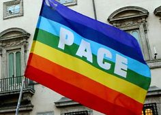 Did you know 'Pace' is 'peace' in Italian?
