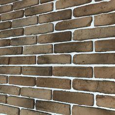 płytki klinkierowe, brick wall