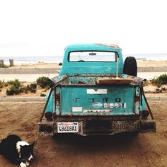 A well traveled woman-what a dream truck