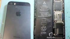 iPhone 5S snapped with dual-LED flash?