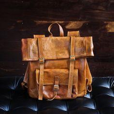 Fancy - Rolltop Backpack by BNVVT Bon Vivant