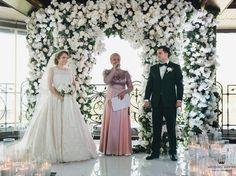 The Rose Ball Wedding. Свадьба в ресторане Монако | Свадебная Империя