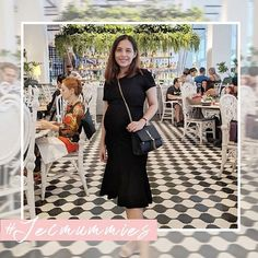 fb846b1e7eb81 Our all time favourite STOP THE CROWD NURSING DRESS fits her so well! .  #redefiningpregnancy #modernmum#igdaily #instagood  #instalike#cantwaittomeetyou ...