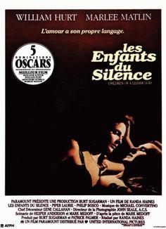 FILM - Les enfants du silence