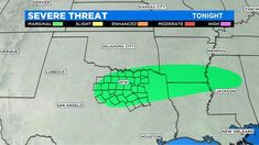 First There Was Snow And Ice, Now North Texas Braces For Storms And Possible Hail | News Break