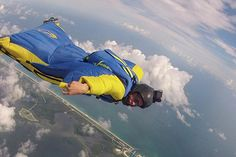 Authorities: Florida man killed in midair SC skydiving crash