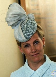 Countess of Wessex, June 17, 2014 in Jane Taylor | Royal Hats