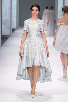 Ralph & Russo - Haute Couture Collection SS 15 - SS15 Look 24