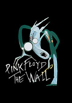 Pink Floyd The Wall 3 Sticker Pink Floyd Art, Sick Boy, Band Patches, Comfortably Numb, Teacher Stickers, Wish You Are Here, New Poster, Band Posters, Rock Legends