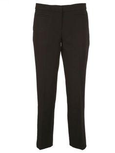 MICHAEL MICHAEL KORS Michael Michael Kors Cropped Twill Trousers. #michaelmichaelkors #cloth #pants-shorts