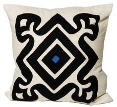 Diamond Pillow, Indonesia Collection by Suki Cheema.