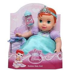These Disney Princess Babies are so cute! Great gift idea for the girls.
