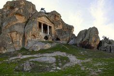 Midas Anıtı, Yazılıkaya - Eskişehir - 03
