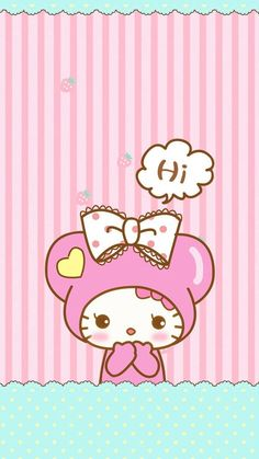 Kitty , hello kitty , 凯蒂猫~~ | Hello kitty | Pinterest