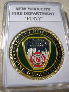 NEW-YORK-CITY-FIRE-DEPARTMENT-FDNY-Commemorative-Challenge-Coin