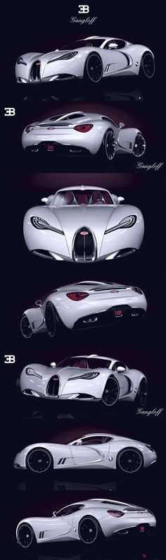 Bugatti Gangloff concept car It's..... So beautiful. ps http://www.amazon.com/gp/product/B00RZ1TKYE