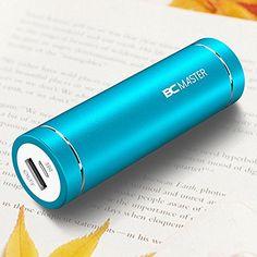 BC Master Mini 5000mAh Batería Externa Portátil Cargador movil portatil de Gran…