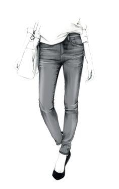 Vaqueros | Jeans | La prenda todoterreno | Moda | #Moda #Jeans #Vaqueros