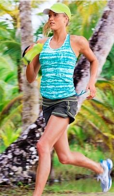 running outfit -Athleta