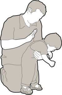 First Aid For Babies and Children. Good pictures, explanations and links to video demonstrations.