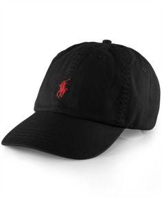 Polo Ralph Lauren Classic Chino Sports Cap   | macys.com
