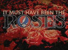Must of been the Roses~