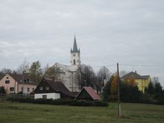 Kostel - Studánka - Ústecký kraj