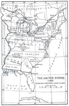 Map Of The American Colonies At The Outbreak Of War In - Black and white united states map